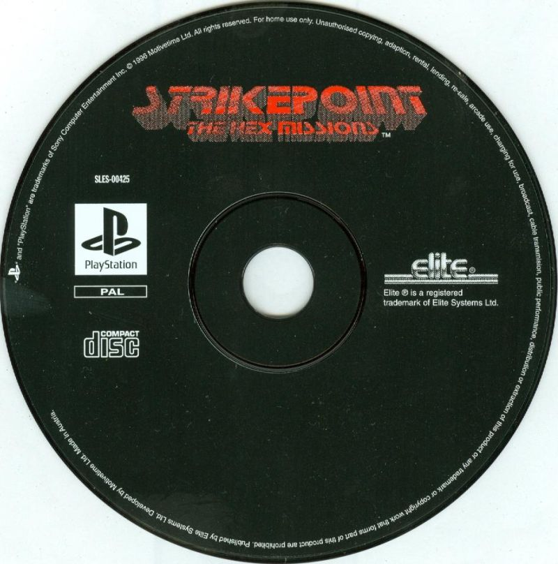 StrikePoint PlayStation Media