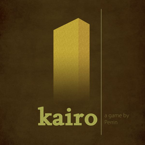 Kairo Windows Front Cover