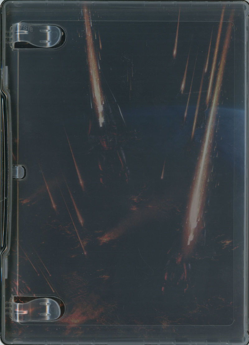 Mass Effect 3 (N7 Collector's Edition) PlayStation 3 Other Metal Keep Case - Inside - Right