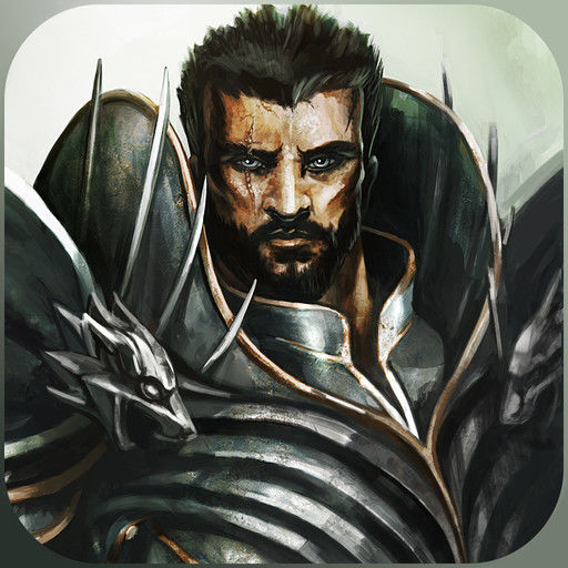 Might & Magic: Duel of Champions iPad Front Cover