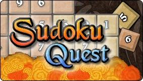 Sudoku Quest Windows Front Cover Su-Doku.net release