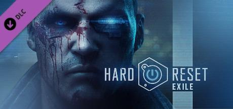 Hard Reset: Exile Windows Front Cover Steam release