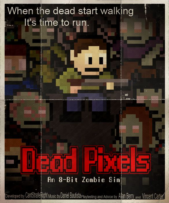 Dead Pixels Windows Front Cover