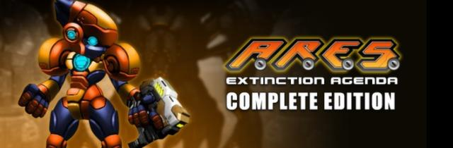 A.R.E.S.: Extinction Agenda - Complete Edition Windows Front Cover