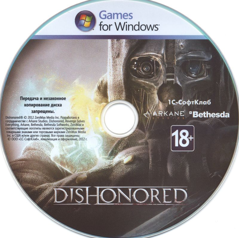 Dishonored Windows Media