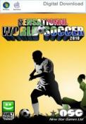 Sensational World Soccer 2010 Macintosh Front Cover