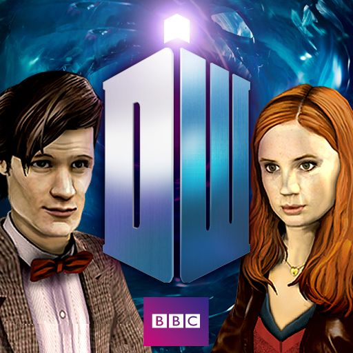 Doctor Who: The Mazes of Time Android Front Cover