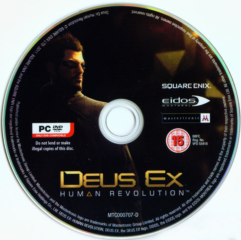 Deus Ex: Human Revolution Windows Media