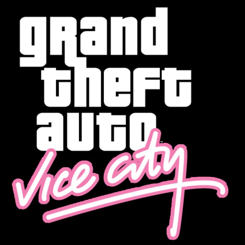 Grand Theft Auto: Vice City Macintosh Front Cover
