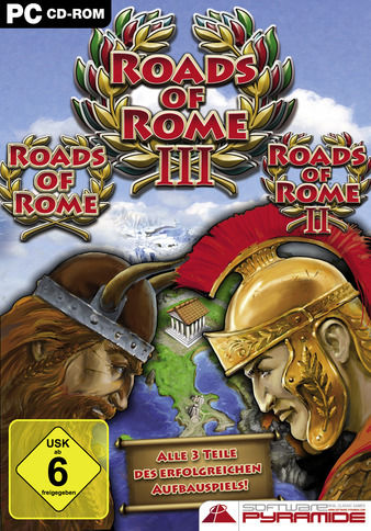 Roads of Rome / Roads of Rome II / Roads of Rome III