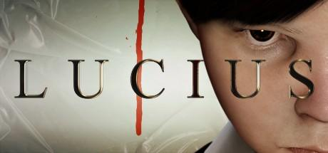 Lucius Windows Front Cover