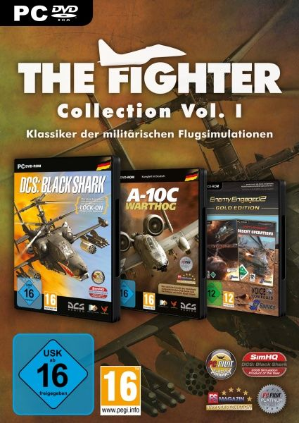The Fighter Collection Vol. I