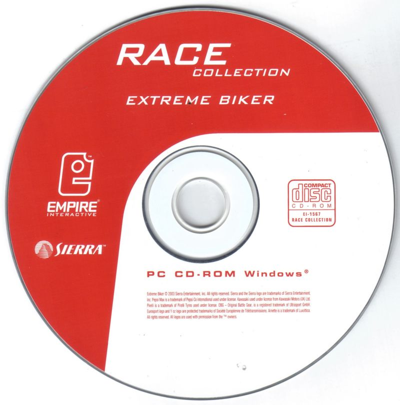 Race Collection Windows Media Edgar Torronteras' eXtreme Biker