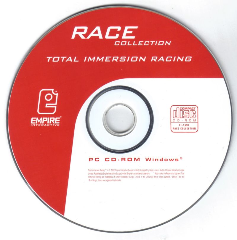 Race Collection Windows Media Total Immersion Racing