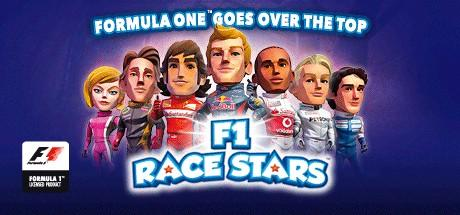 F1 Race Stars Windows Front Cover