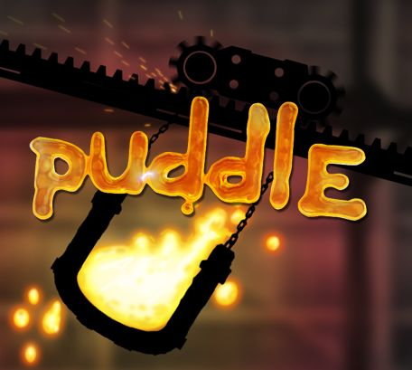 Puddle Wii U Front Cover