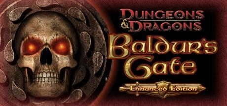 Baldur's Gate: Enhanced Edition Windows Front Cover