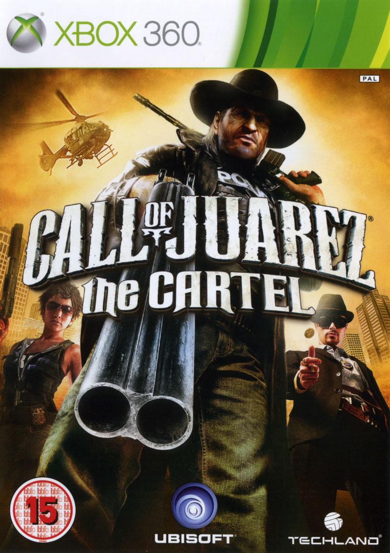 Call of Juarez: The Cartel for Xbox 360 (2011) - MobyGames