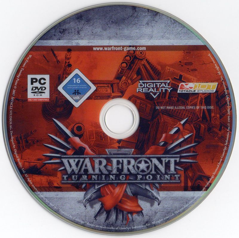 War Front: Turning Point Windows Media
