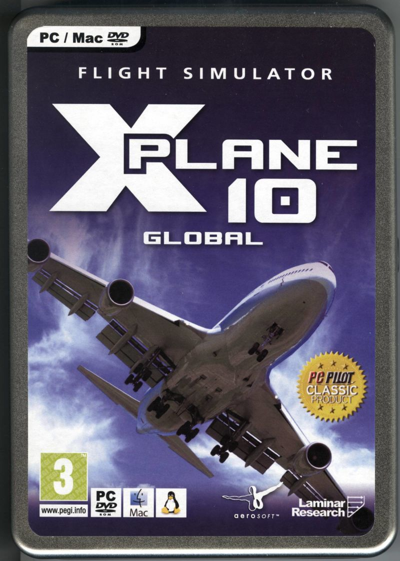 X-Plane 10: Global Edition (Aerosoft Edition) 2012