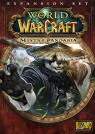 World of Warcraft: Mists of Pandaria Macintosh Front Cover