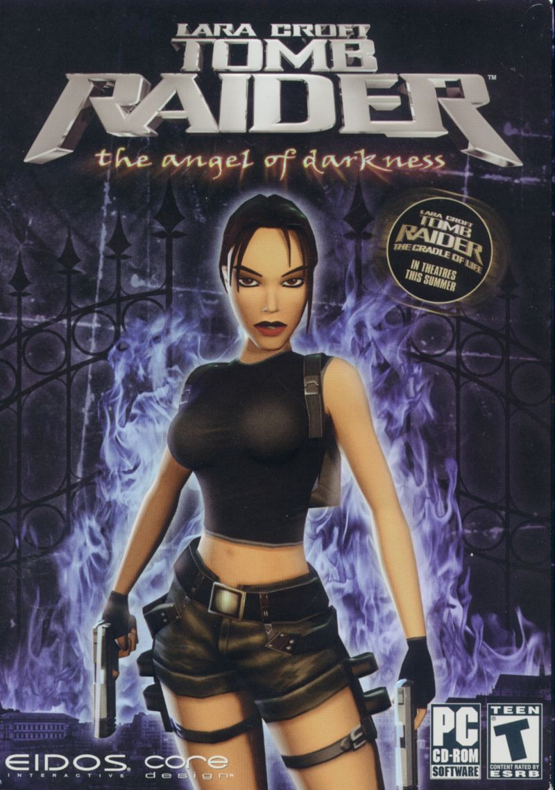 Lara Croft Tomb Raider The Angel Of Darkness 2003 Mobygames