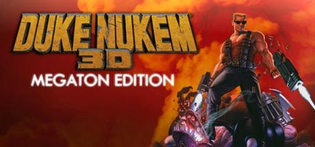 Duke Nukem 3D: Megaton Edition Macintosh Front Cover