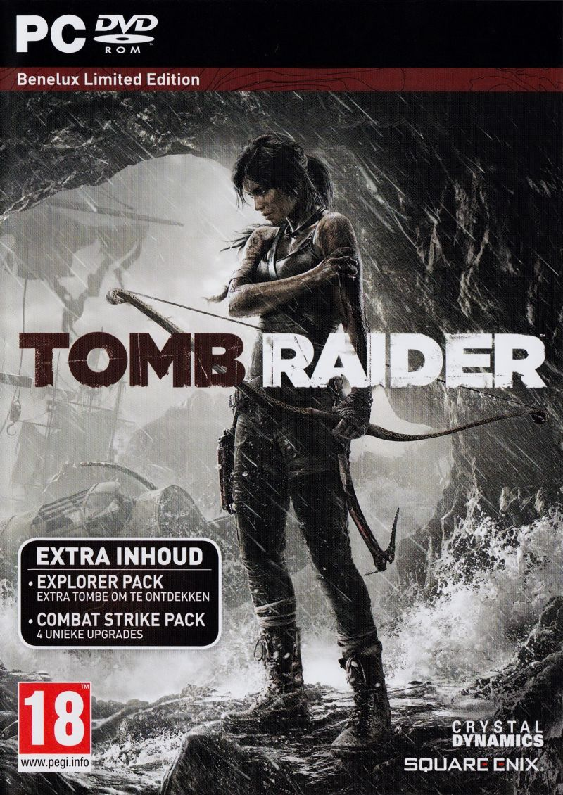 Tomb Raider (Benelux Limited Edition)