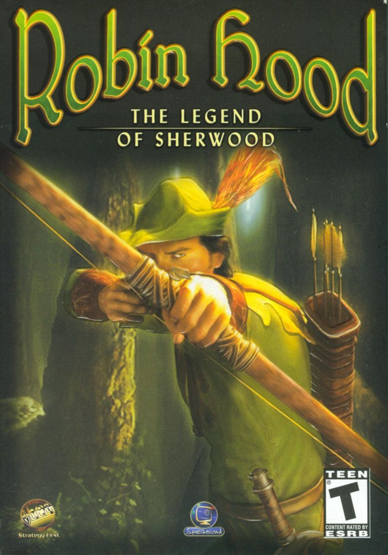 Robin hood: the legend of sherwood download (2002 strategy game).