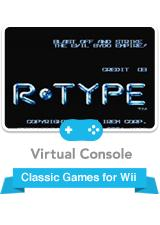 R-Type Wii Front Cover