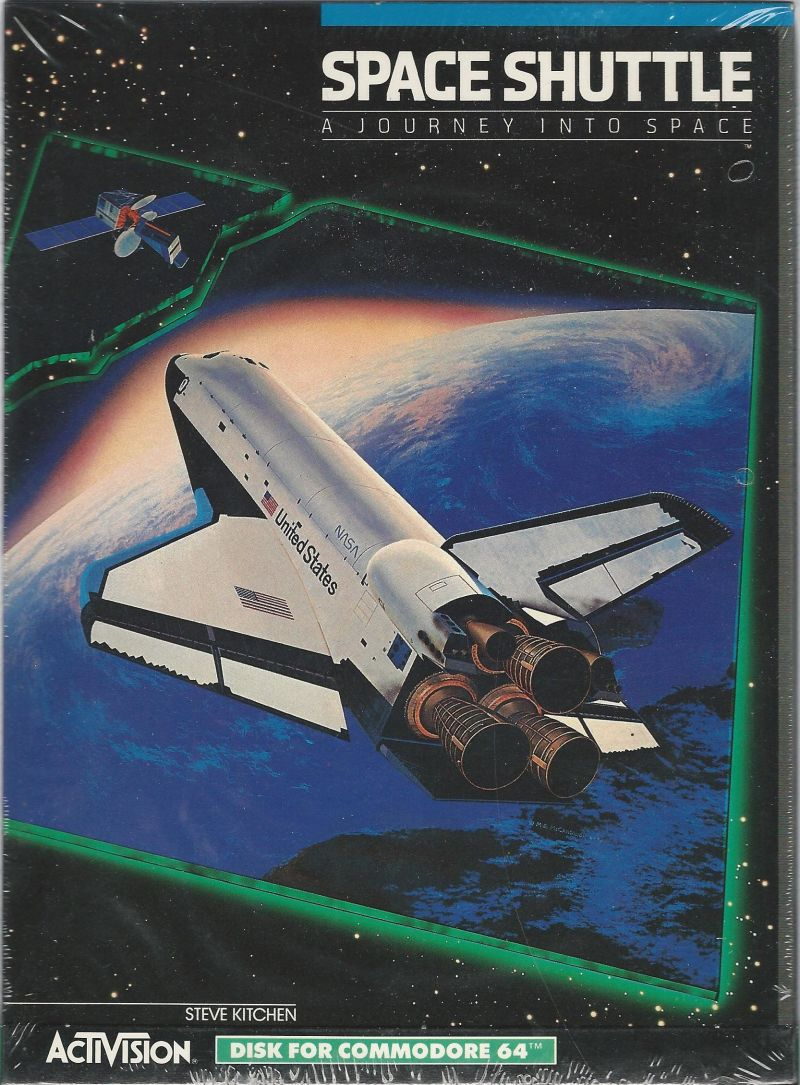 c64 space shuttle simulator - photo #3