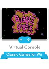 Bubble Bobble Wii Front Cover