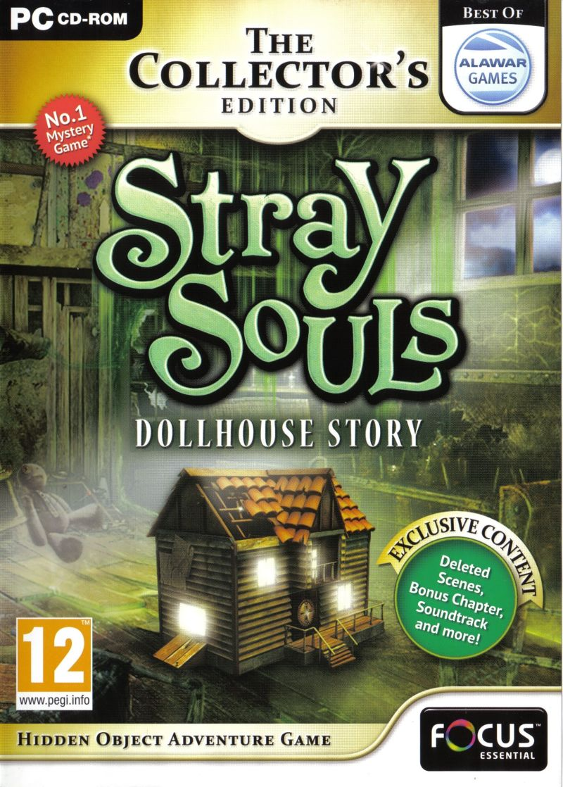 Stray Souls: Dollhouse Story (Collectors Edition) Windows Front Cover
