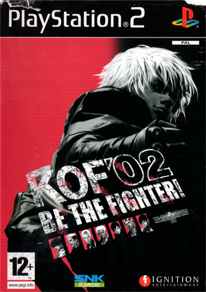 The King Of Fighters 2002 Challenge To Ultimate Battle For