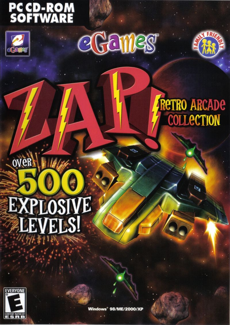 ZAP! Windows Front Cover
