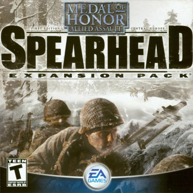 Medal of Honor: Allied Assault - Spearhead Windows Other Jewel Case - Front