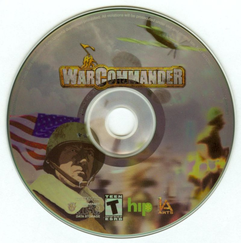 WarCommander Windows Media