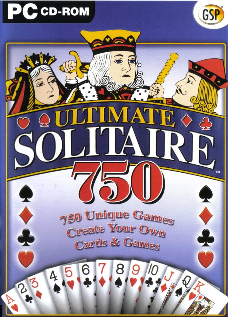 Ultimate Solitaire 750