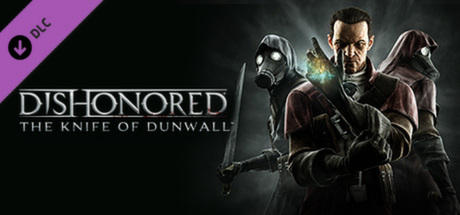Dishonored: The Knife of Dunwall Windows Front Cover