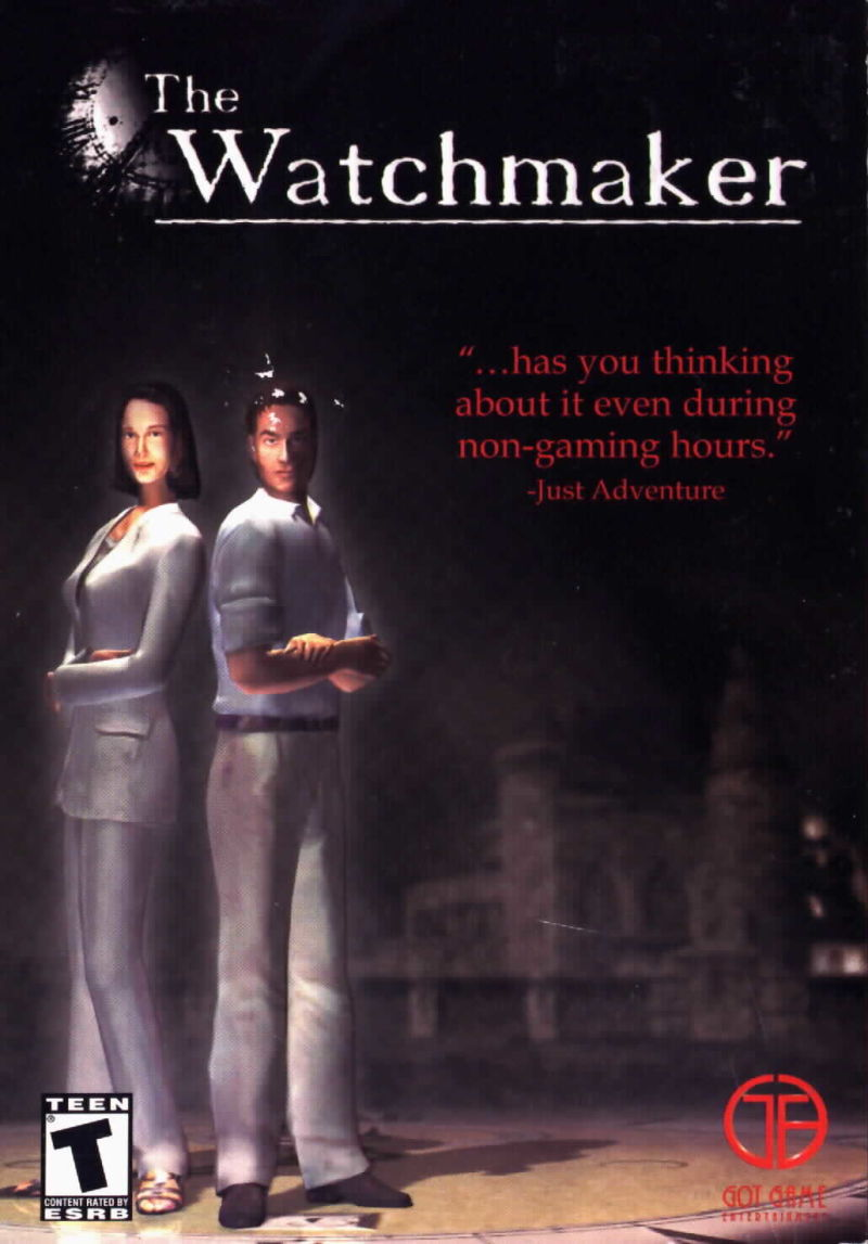 The Watchmaker Windows Front Cover