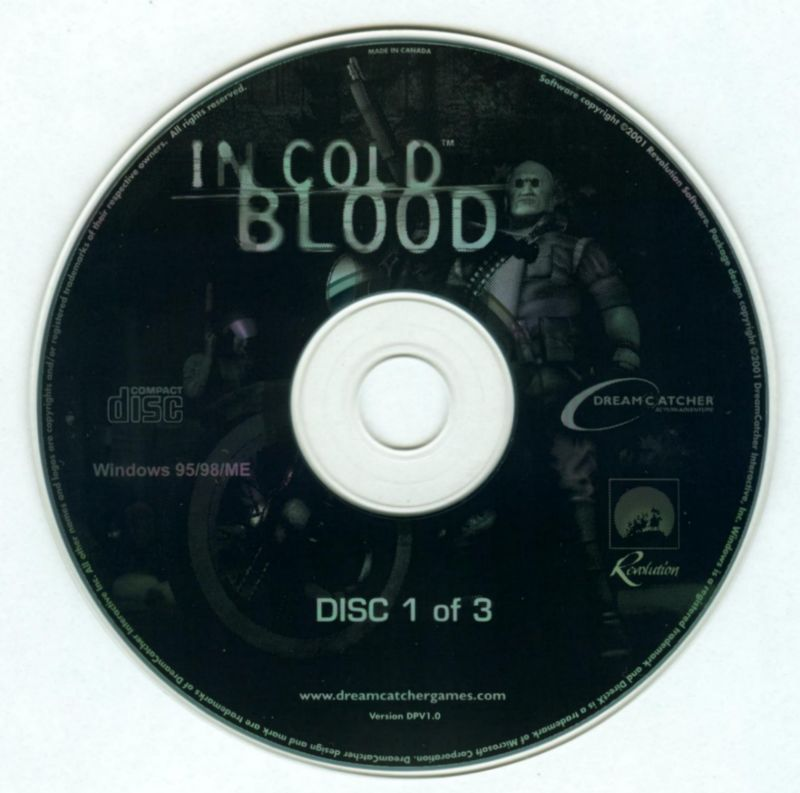 In Cold Blood Windows Media
