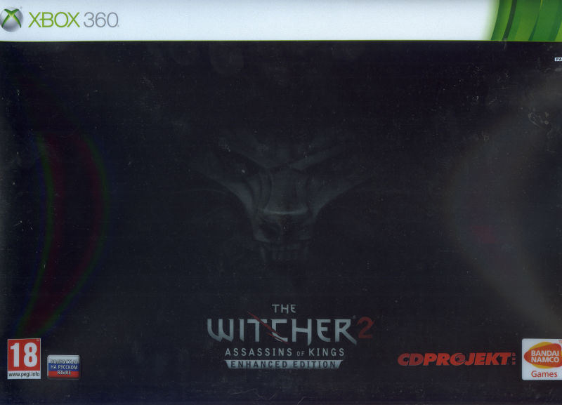 The witcher 2: assassins of kings dark edition sells out in us.