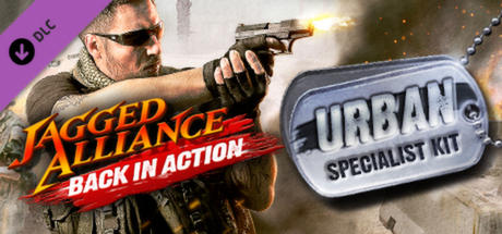 Jagged Alliance: Back in Action - Urban Specialist Kit
