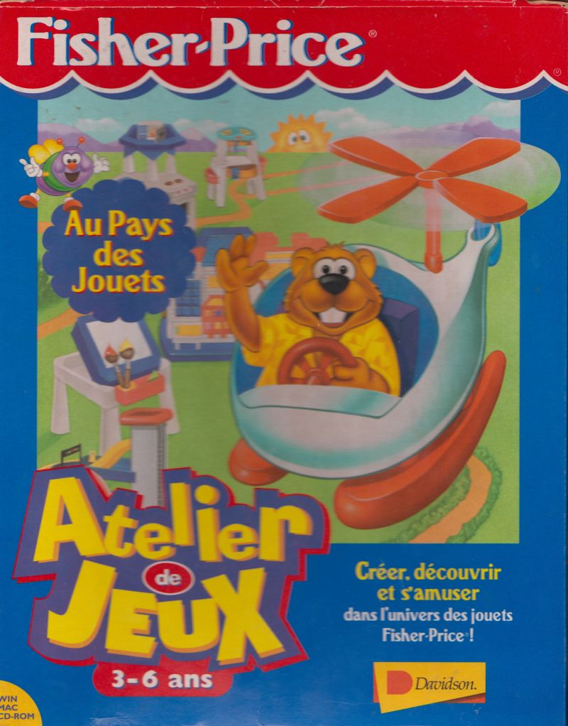 Fisher-Price Learning in Toyland for Macintosh (1996 ...
