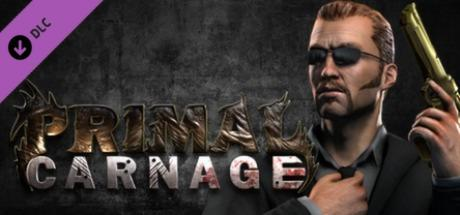 Primal Carnage: Agent Trapper DLC Windows Front Cover