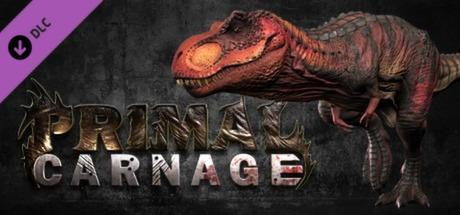 Primal Carnage: Dinosaur Skin Pack 1 DLC Windows Front Cover