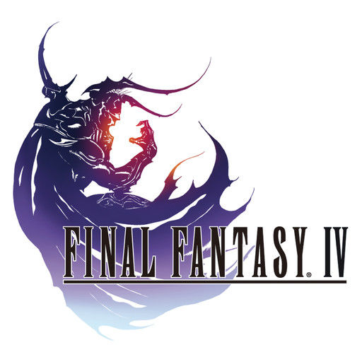 Final Fantasy IV iPad Front Cover