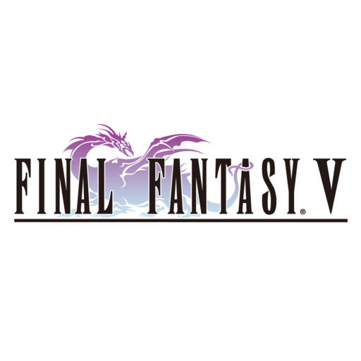 Final Fantasy V iPad Front Cover