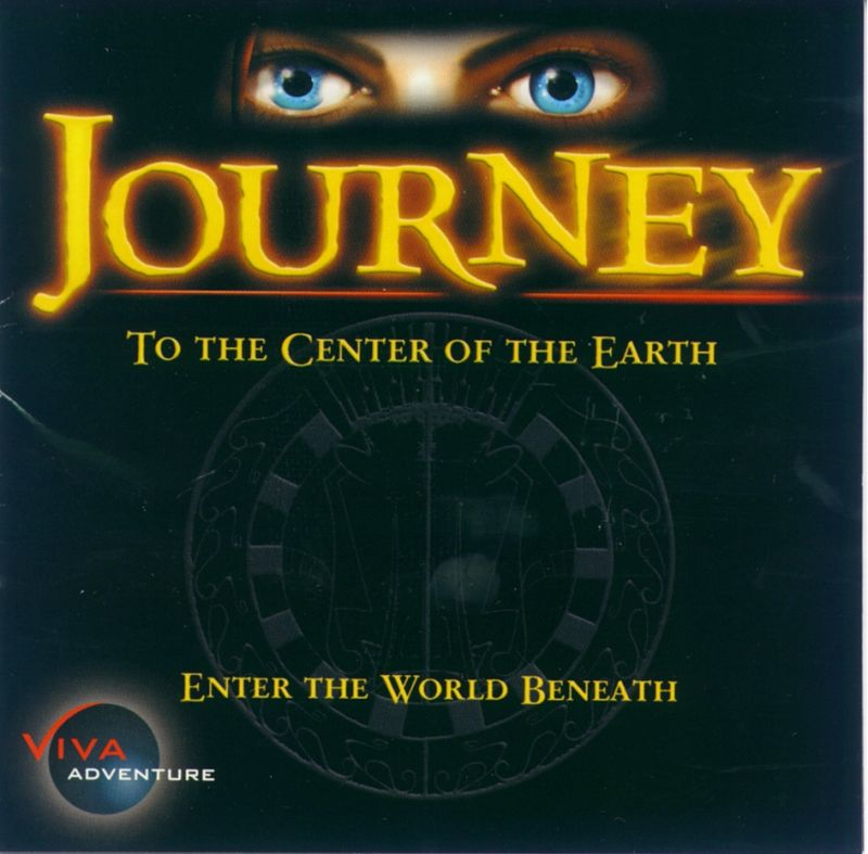 Journey to the Center of the Earth Windows Other Jewel Case - Front