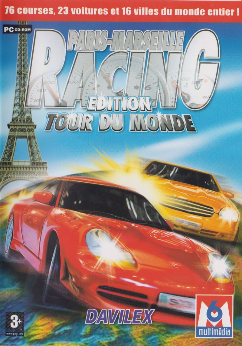 London Racer: World Challenge Windows Front Cover